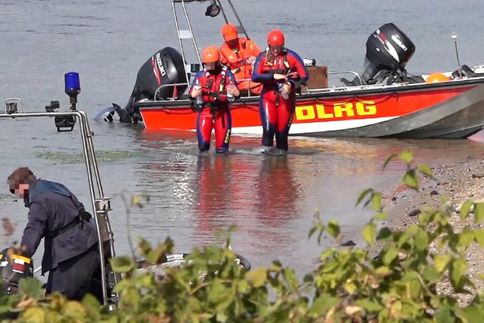 Mehr Badetote in Hessen: DLRG warnt eindringlich vor dem Schwimmen in Flüssen