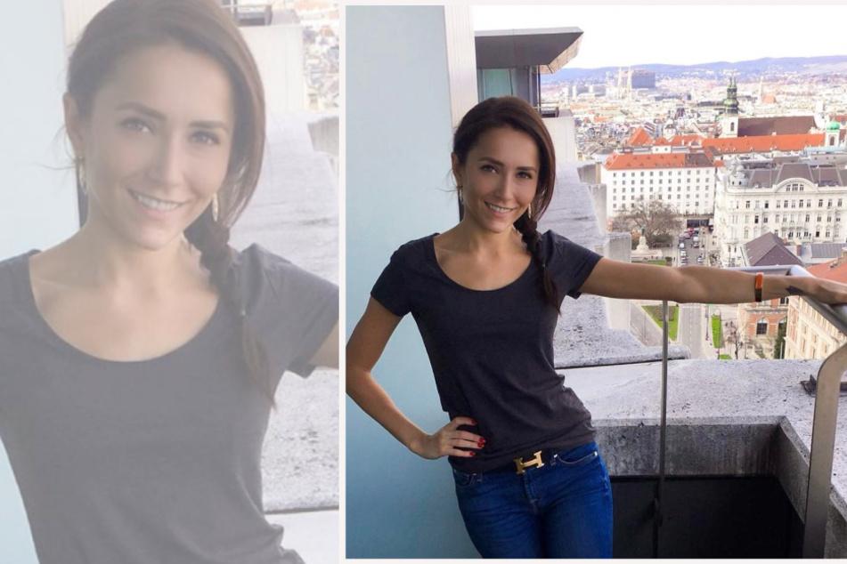 Fans total verliebt: Anastasiya Avilova mal ganz natürlich