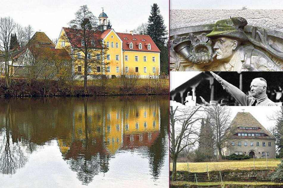 Freistaat sucht Käufer für Nazi-Villa und Schloss