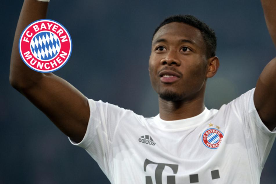 Abschied vom FC Bayern? David Alaba plaudert über die Zukunft und seinen Sohn