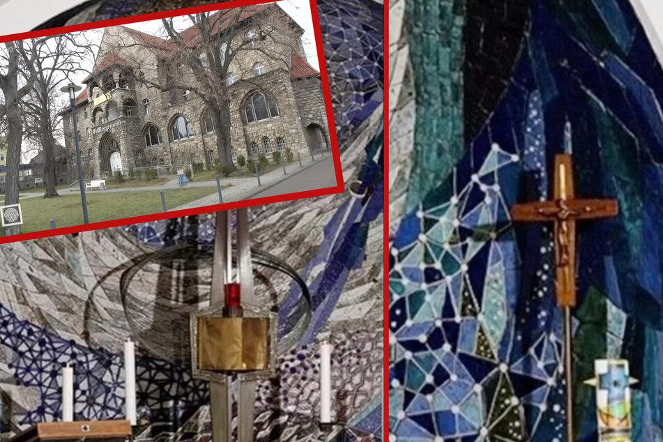 Diebstahl aus Kapelle: Dreiste Täter klauen vergoldetes Kreuz