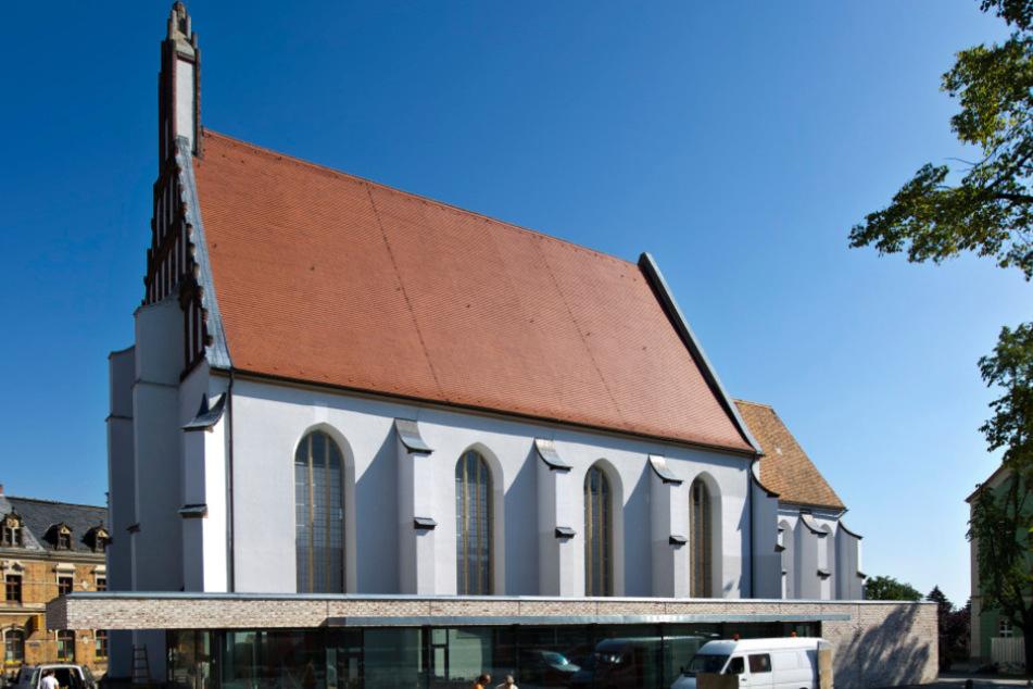 Die Sakralkirche St. Annen in Kamenz. Ein Geheimtipp für alle Touris in Sachsen.