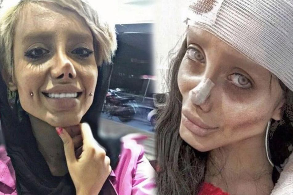 Zombie-Angelina (22) in Gefängnis mit Coronavirus infiziert