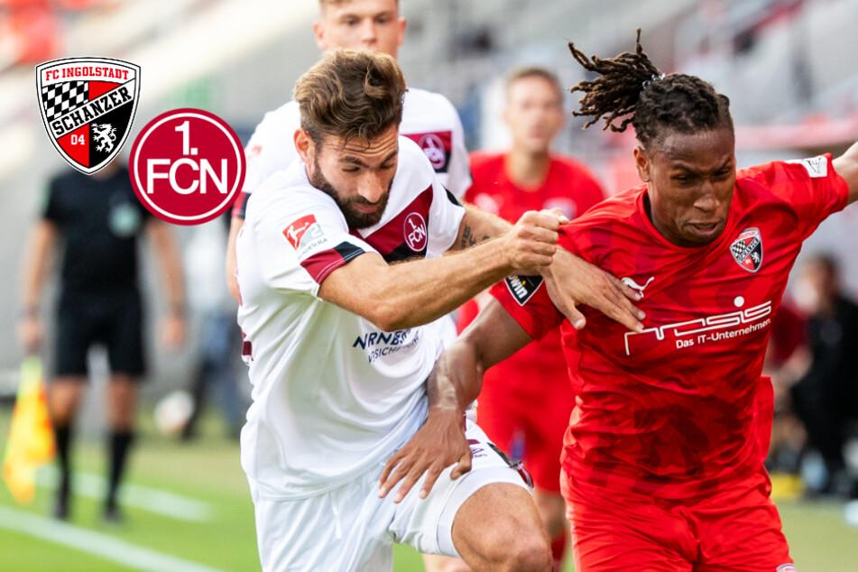 1. FC Nürnberg hält in Relegations-Drama gegen Ingolstadt dank Schleusener die Klasse!