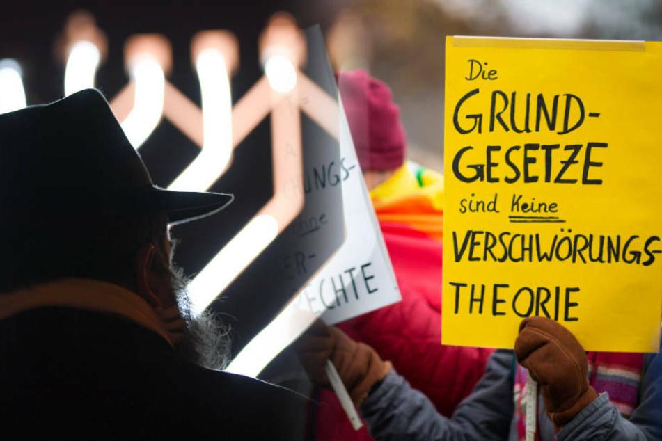 """Frankfurt: Jüdische Gemeinde warnt vor """"Querdenker""""-Demo am Samstag in Frankfurt"""