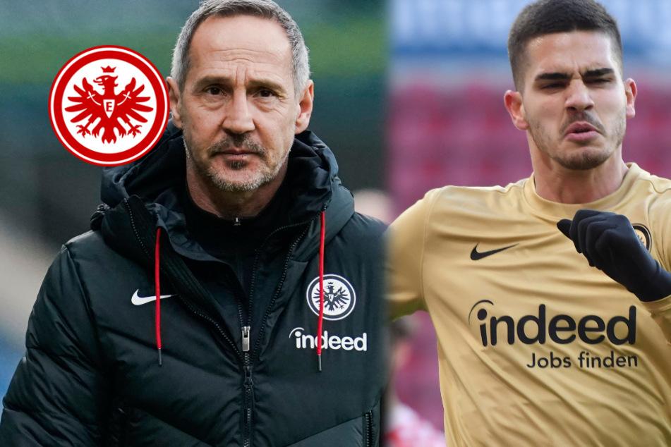 Hütter-Abschied und Silva-K.o.? Eintracht plagen vor Topspiel gegen die Bayern viele Sorgen