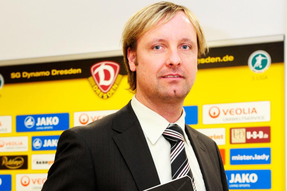 Von Februar 2009 bis Juni 2010 war Stefan Bohne Geschäftsführer bei Dynamo Dresden.