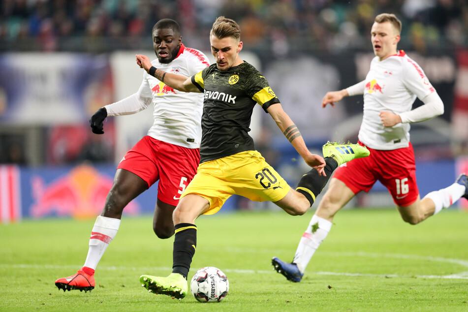 Zwei Jahre war Maximilian Philipp beim BVB unter Vertrag, ehe er 2019 nach Moskau ging.