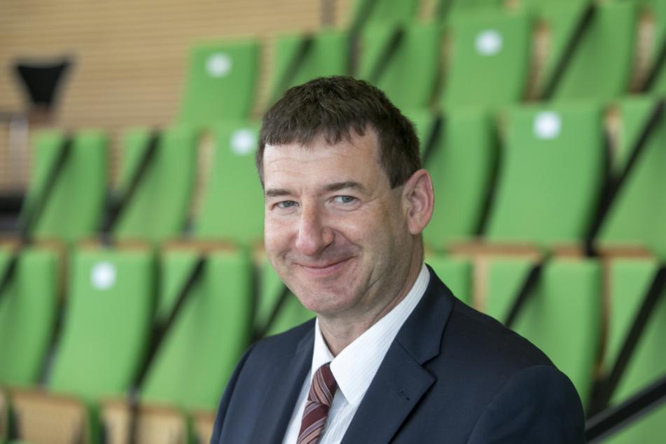 Neuer Chef des Rechnungshofes: Jens Michel (53, CDU).