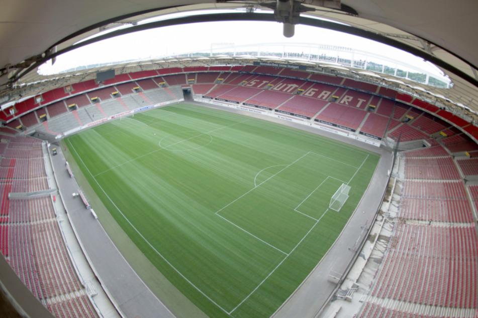 Bald könnte der VfB in seiner Mercedes-Benz Arena vor leeren Rängen spielen.