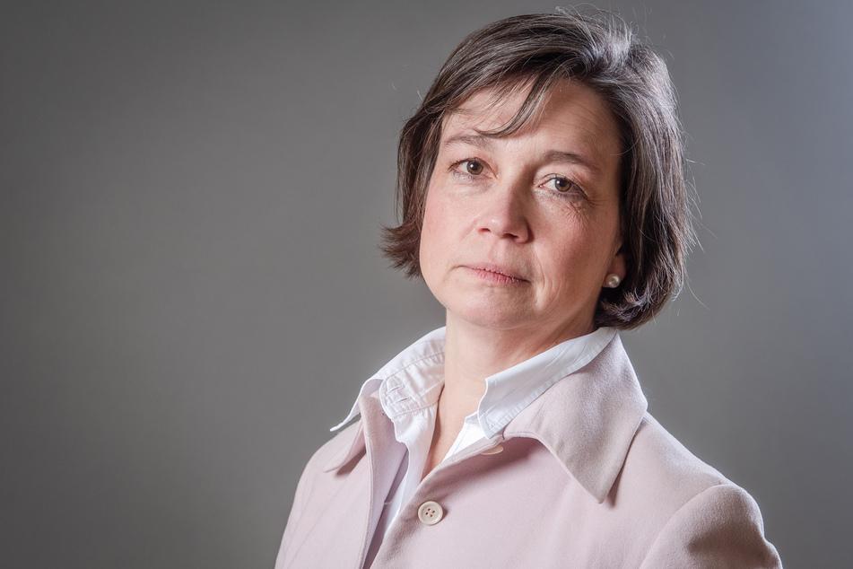 Stadträtin Almut Patt (51, CDU) fordert eine Sanierung der Infrastruktur in der Stadt.