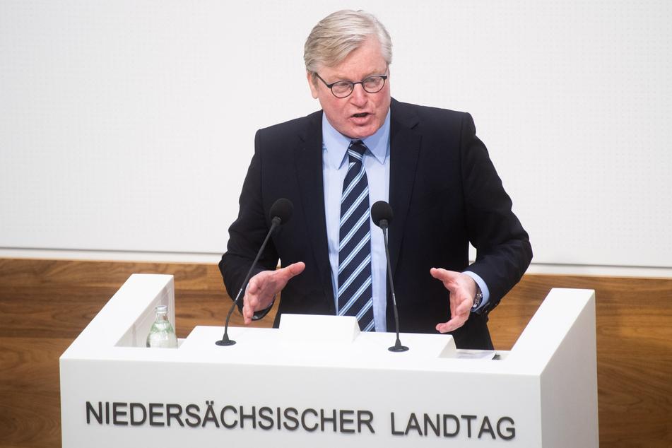 Bernd Althusmann (54, CDU), Wirtschaftsminister Niedersachsen.
