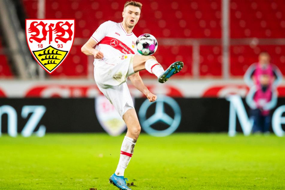 Kalajdzic kann sich Vertragsverlängerung beim VfB vorstellen
