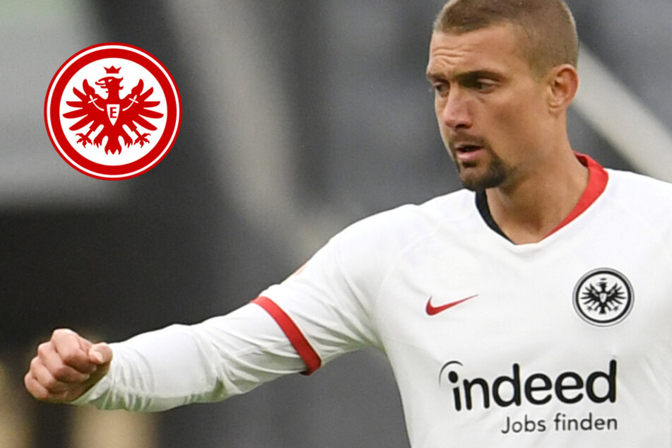 """""""Auf Großeltern pis*** und auf Vater schei***"""": Eintrachts Stefan Ilsanker im Netz aufs Übelste beleidigt"""