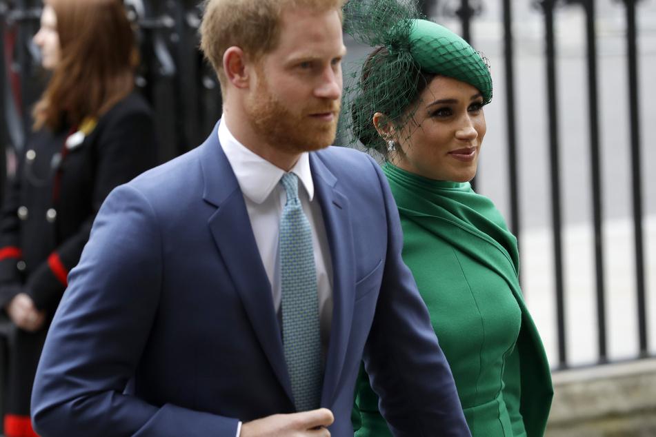 Prinz Harry (36) und Herzogin Meghan (39) wollen sich in Zukunft aus den sozialen Medien zurückziehen.
