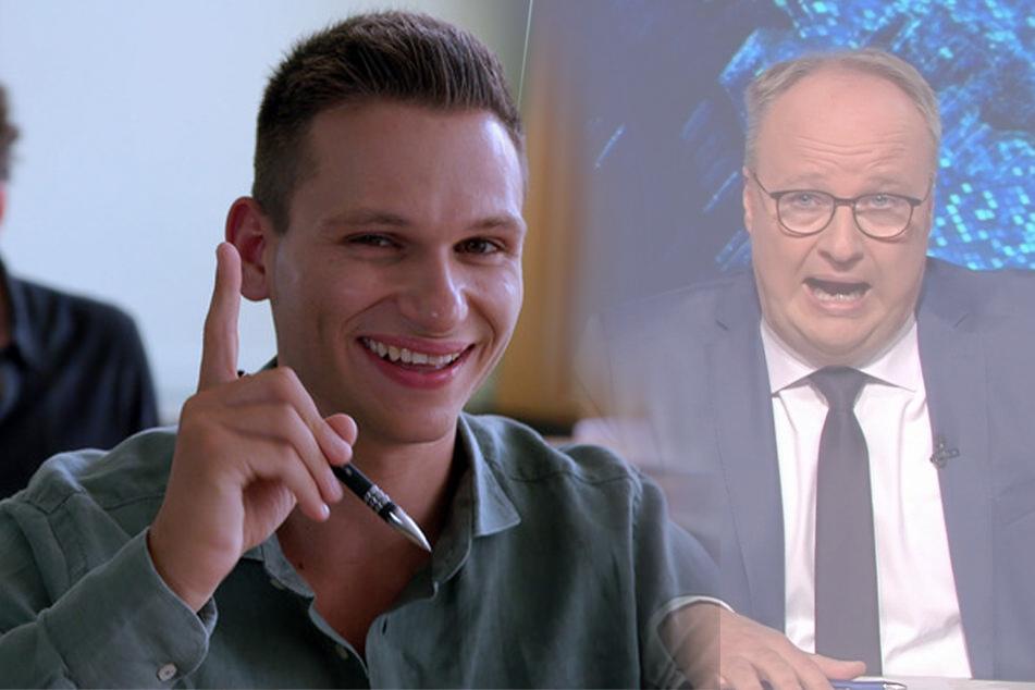 """Oliver Welke nicht am Start zur neuen """"heute-show""""! Was ist denn da passiert?"""
