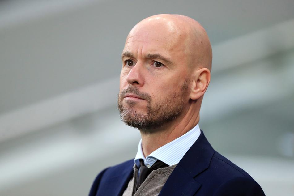 Ajax-Trainer Erik ten Hag (50) kämpft um seinen Stürmer.