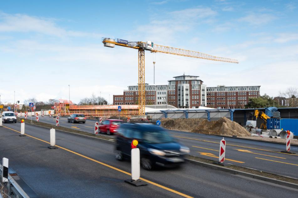 Achtung Autofahrer! Wochenend-Bauarbeiten legen A7 lahm
