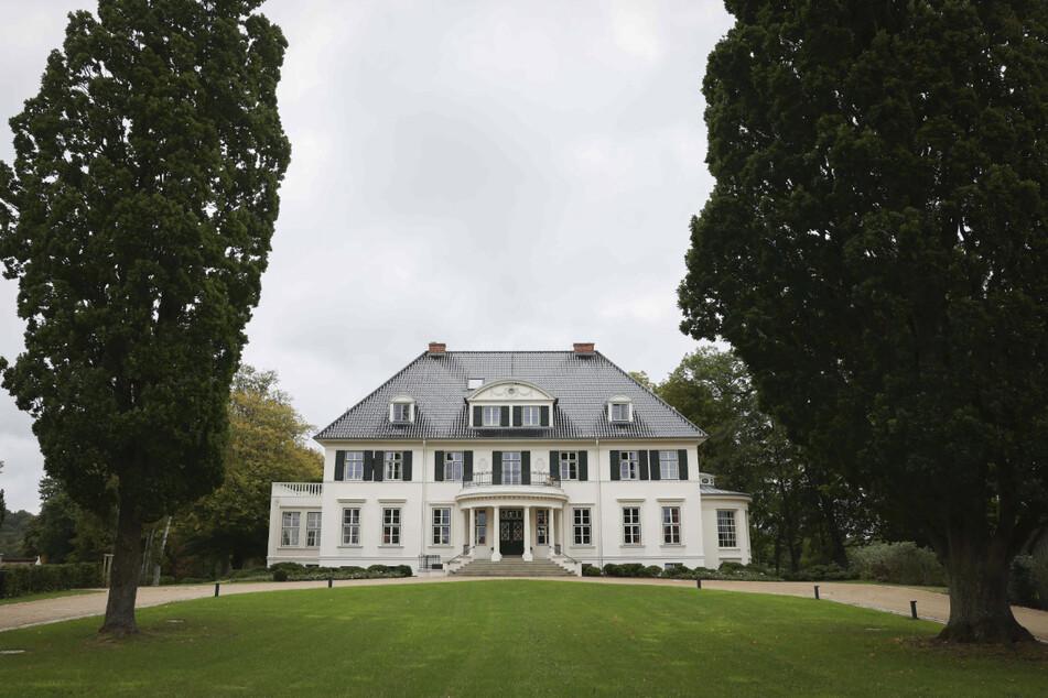 Das Herrenhaus wurde 1911 gebaut.