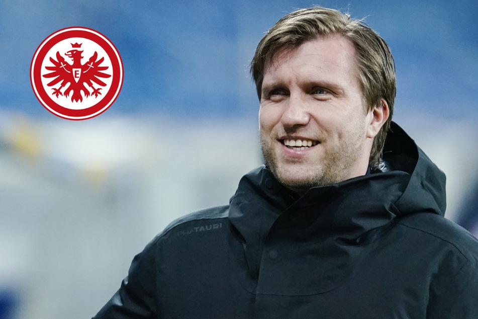 Markus Krösche (40) hat die Nachfolge von Fredi Bobic angetreten.
