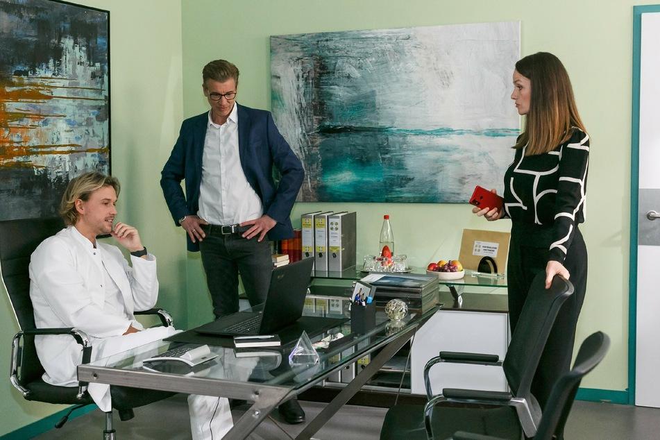 Christoph und Jenny unterstützen Finn bei dessen Kandidatur für den Vorstandsvorsitz. Kann er sich gegen seinen deutlich besser qualifizierten Bruder Justus durchsetzen?