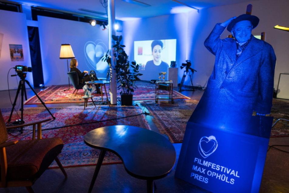 Die Preisverleihung beim Max-Ophüls-Filmfestival in Saarbrücken fand digital statt.