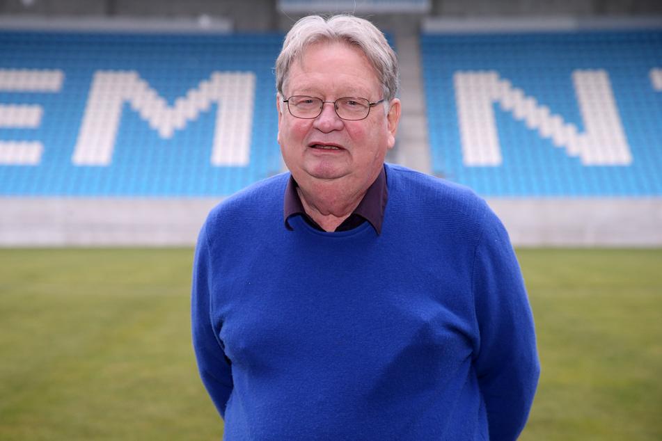 CFC-Geschäftsführer Michael Reichardt freut sich über die Entscheidung des DFB. (Archivbild)