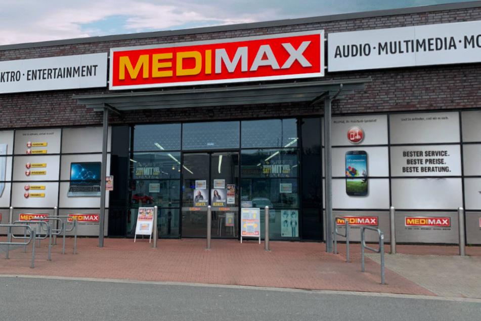 Dieser MEDIMAX startet ab heute (16.4.) großen Räumungsverkauf mit mega Preisen