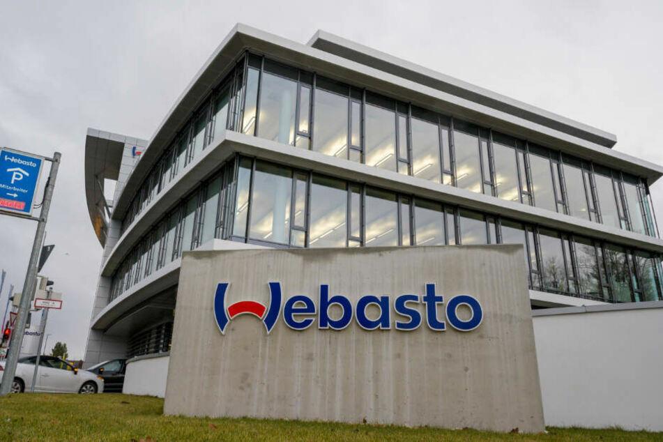 Am 27. Januar wurde beim Autozulieferer Webasto der erste Fall in Deutschland bekannt. (Archiv)
