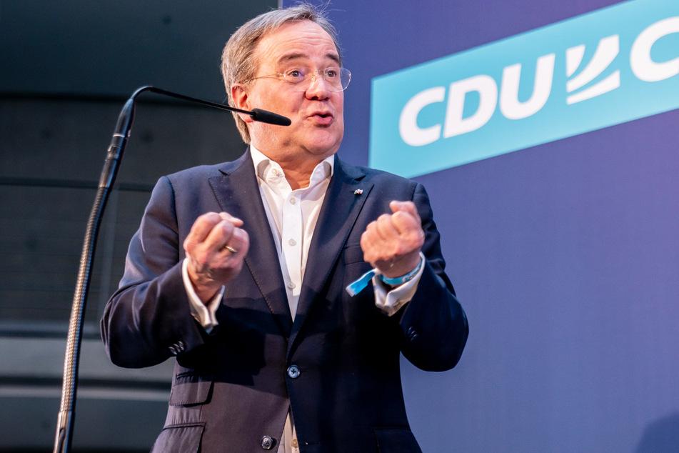 CDU-Chef Armin Laschet (60) hat zwar die Rückendeckung seiner Partie, doch noch ist er nicht offiziell der Kanzlerkandidat der Union.