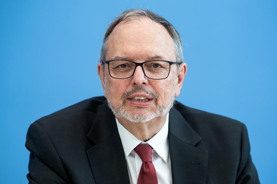 Georg Thiel (64), Präsident des Statistischen Bundesamtes und Bundeswahlleiter.