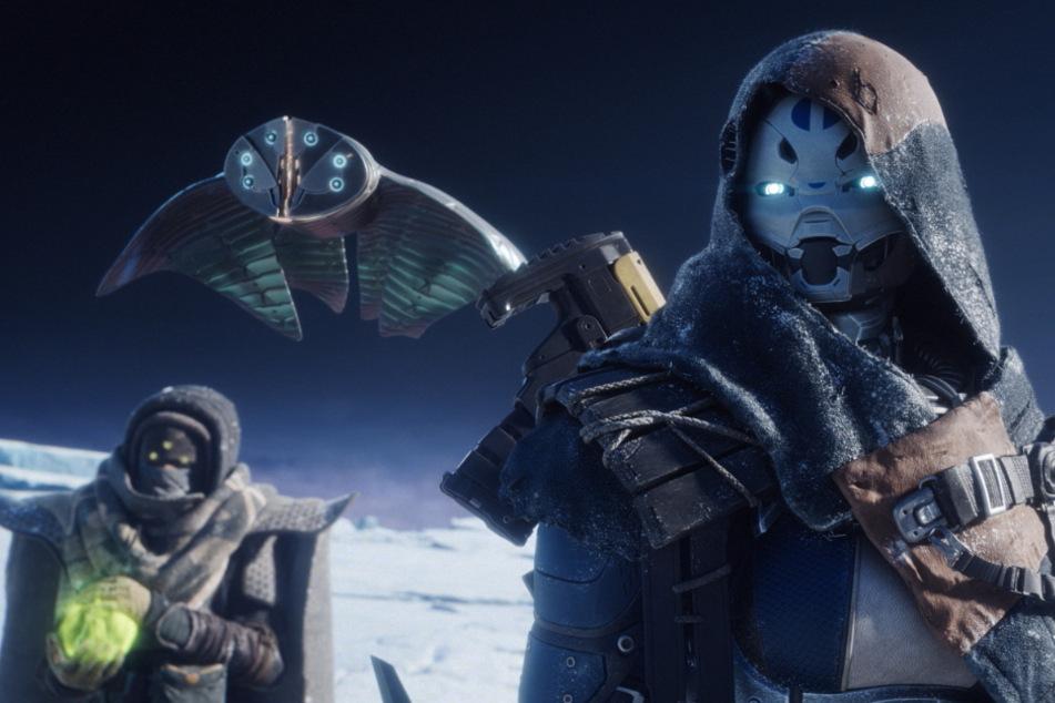 """Mit """"Beyond Light"""" erschien der langersehnte zweite große DLC für Bungies MMO """"Destiny 2"""". Darin stellt Ihr Euch zusammen mit der Exo Stranger den Gefallenen, die es mit einer neuen Macht auf Euch und natürlich das Universum abgesehen haben."""