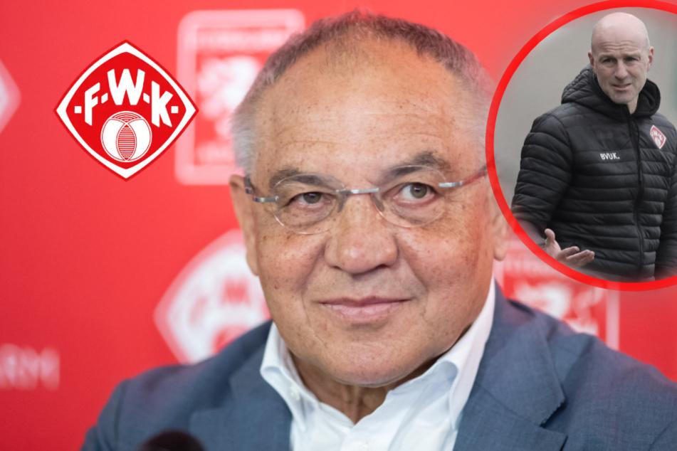 """""""Haben ja jetzt den Richtigen"""": Magath verhöhnt Antwerpen"""