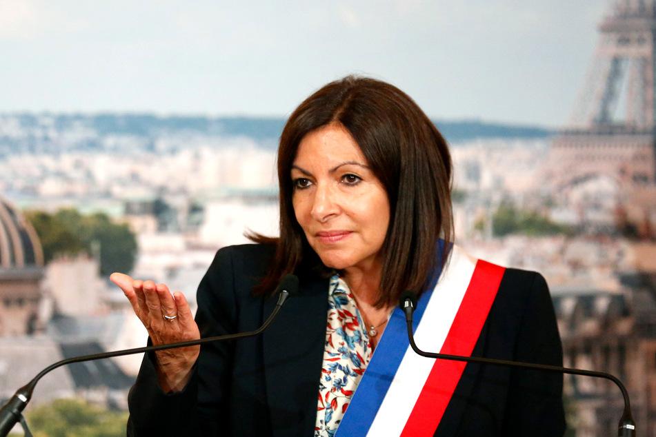 Das Pariser Stadtoberhaupt Anne Hidalgo (62) änderte die Verkehrspolitik der Metropole.