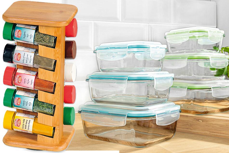 Bei NORMA gibt's ab Mittwoch (16.6.) diese praktische Artikel für die Küche!