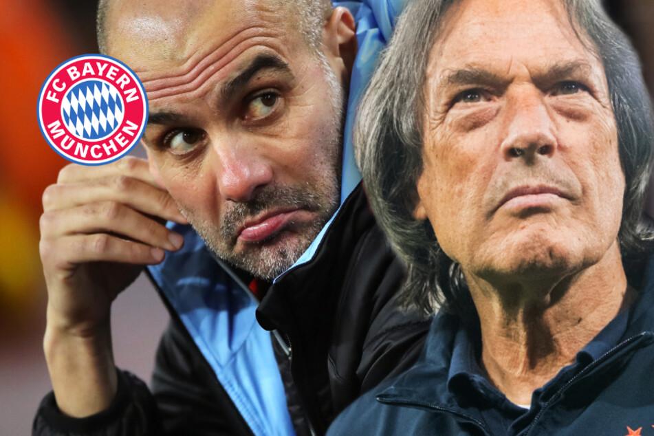 """FC Bayern: Müller-Wohlfahrt nennt Guardiola-Ära """"schwarzen Fleck"""""""