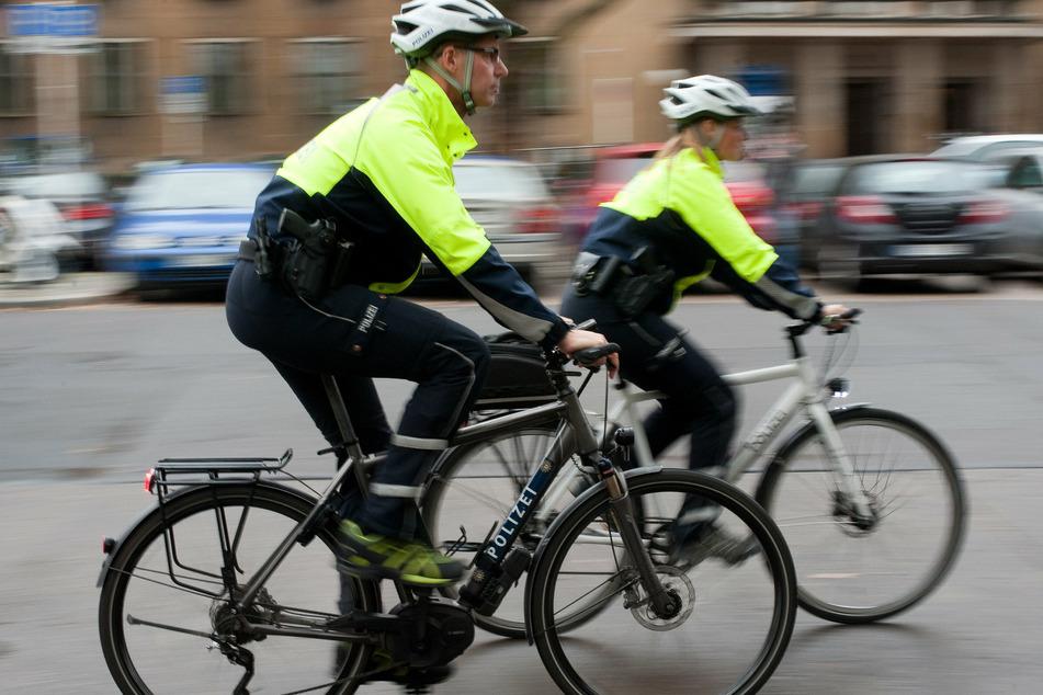 Berlin: Polizei fährt jetzt berlinweit mit dem Rad Streife