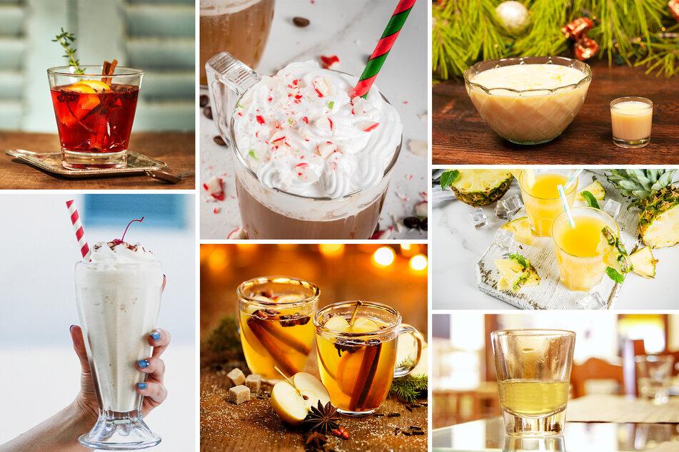 Schluss mit Glühwein: Diese 7 Weihnachtsdrinks solltet Ihr kennen!