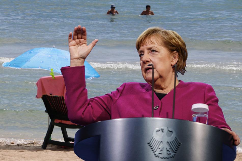 Urlaubsreisen ins Ausland bleiben erlaubt: Kanzlerin ließ Verbot prüfen