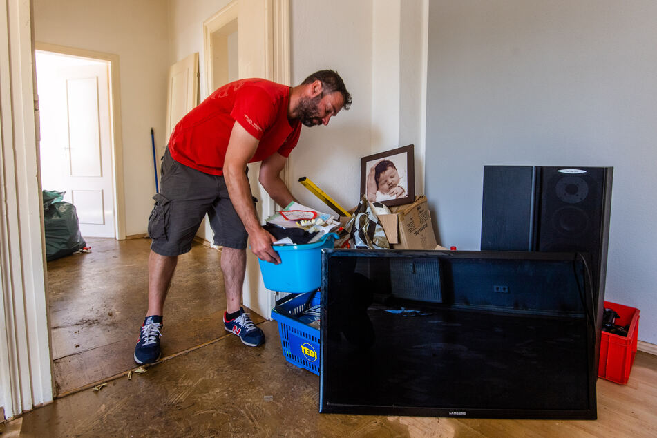 Alexander Wetzel will sich eine neue Bleibe suchen, wohnt derzeit bei einem Kumpel.