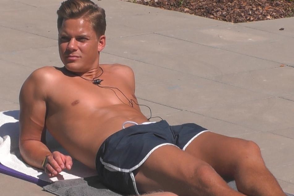 Kann sich sehen lassen: Big-Brother-Sieger Cedric (26)... Startet er eine Stripper-Karriere?