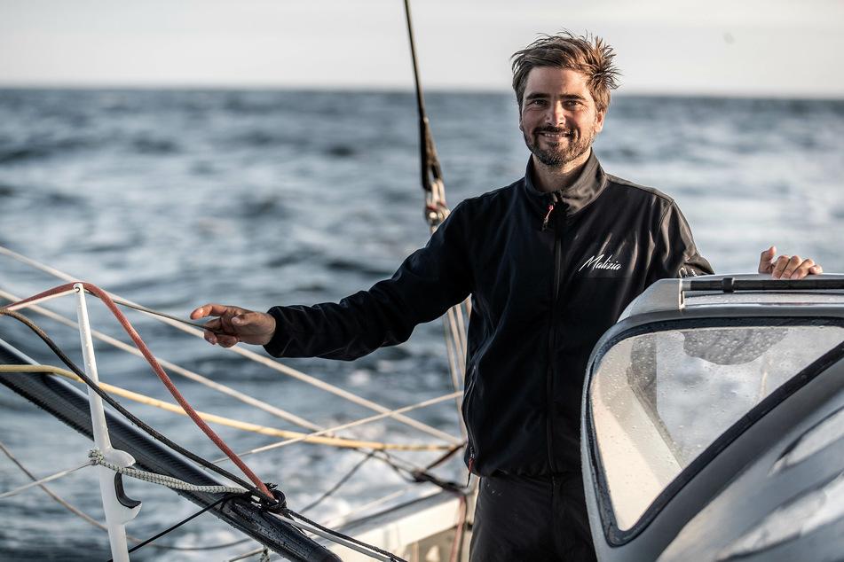Solo um die Welt: Erster deutscher Segler startet bei Vendée Globe