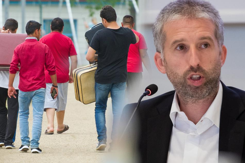 Daten von gewaltbereiten Asylbewerbern: Boris Palmer sucht Hilfe bei Horst Seehofer