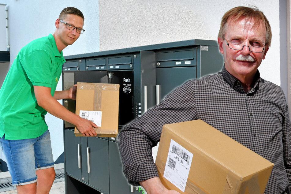 Wenn der Empfänger nicht daheim ist: Briefkastenfirma mit genialem Lagertrick