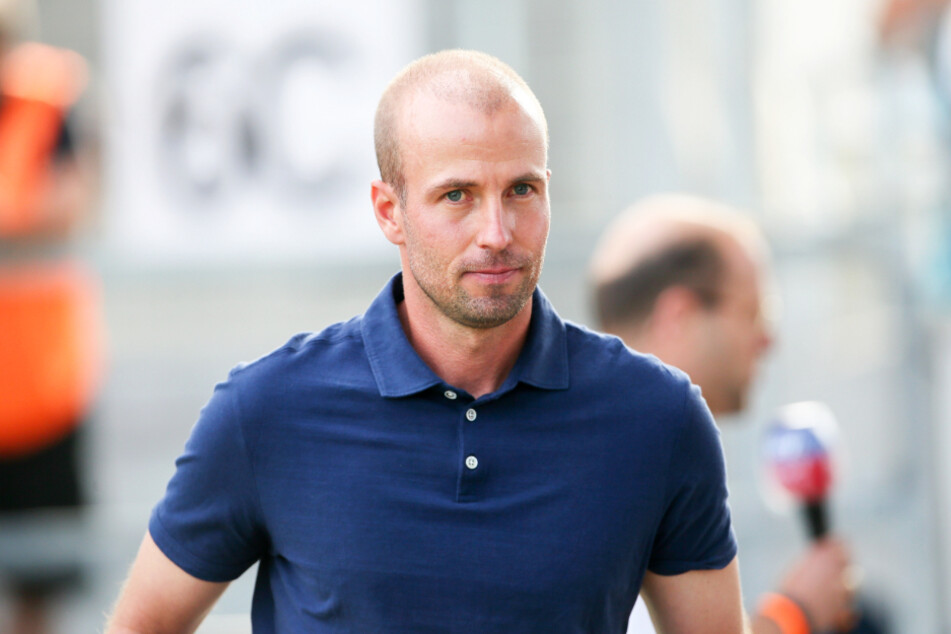 TSG-Trainer Sebastian Hoeneß ist zum ersten Mal in seiner Karriere für einen Bundesligisten verantwortlich.
