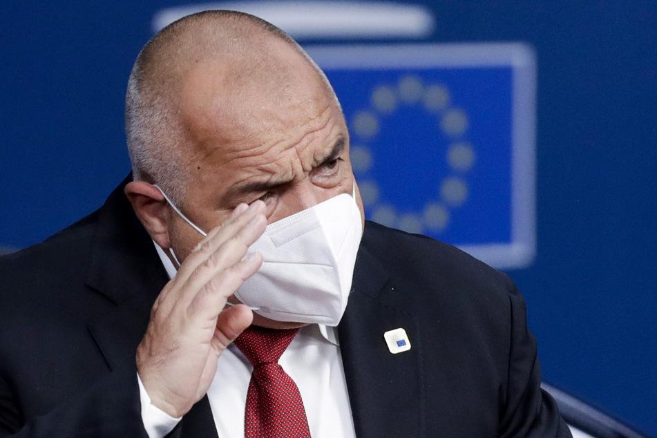 Bojko Borissow (61), Ministerpräsident von Bulgarien.