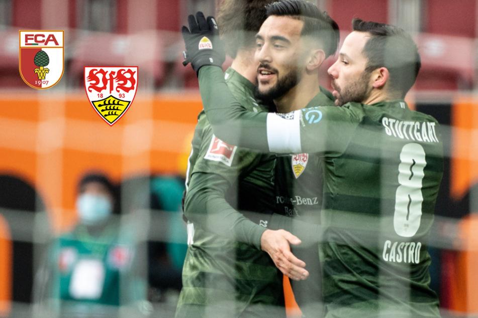 Furioser VfB Stuttgart mit spektakulärem Sieg in Augsburg!
