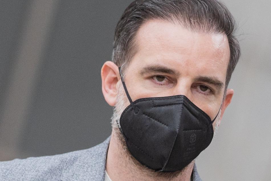 Christoph Metzelder erhielt (40) für die Weiterleitung von Kinderporno-Dateien eine Bewährungsstrafe.