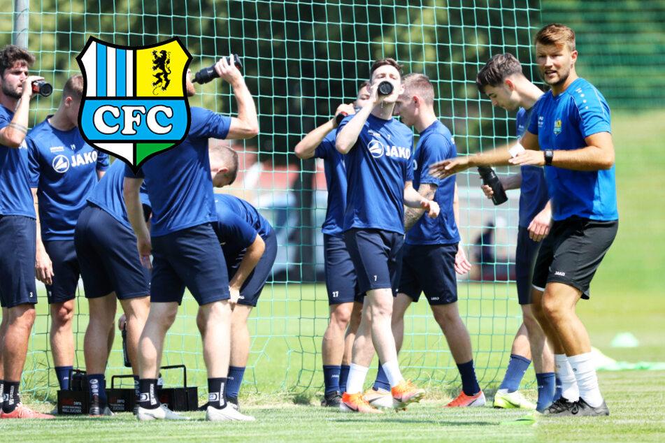 CFC-Trainer Berlinski muss innerhalb von 19 Tagen ein schlagkräftiges Team formen