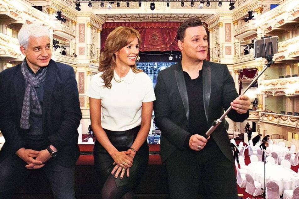 Heute laden Mareile und Guido zum Opernball